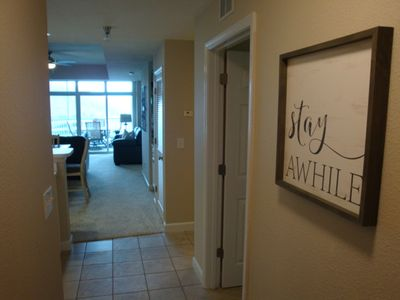 Photo for Beautiful, Luxury Towers Condo For Four or Six! Towers 2105, Free WIFI