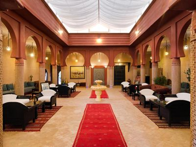 Photo for Authentic Riad Berber Palace 10 minutes from the Medina of Marrakech