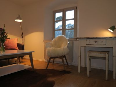 Photo for Beautiful apartment - right in Lenggries on the Isar and the Brauneck