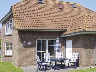 Photo for Semi-detached house, Neßmersiel  in Ostfriesland - 5 persons, 2 bedrooms