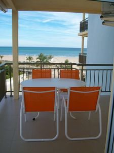 Photo for ALMIRANTE 3º - FIRST LINE OF BEACH, (Rent only families)