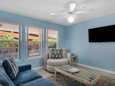 Photo for Whilin' Away - 2 bed/2 bath Condo - Laguna Beach area Panama City Beach