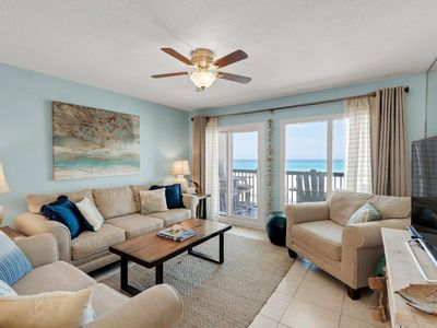 Photo for Newly Remodeled - Pinnacle Port Unit:C3-201! Updated End Unit! 2BR/2BA  Stunning Gulf Views!!! WiFi!