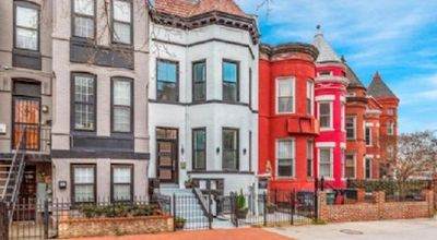 Photo for Elegant Washington DC 3 Bedroom Victorian Row House (6 Guests)