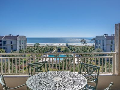 Photo for 534 Shorewood -Oceanfront! Kiddy Pool, Spa & Zero Entry Heated Pool