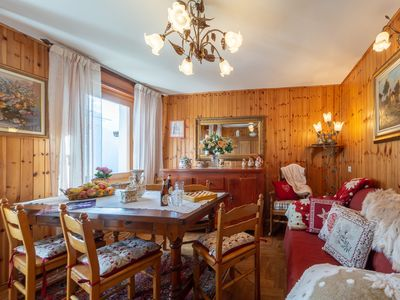 Photo for Three-room apartment 8 pl to 3.4 km Monte Rosa Sky facilities free shuttle under the house