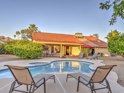 Photo for Central Scottsdale Home w/Pool & Mountain Views!