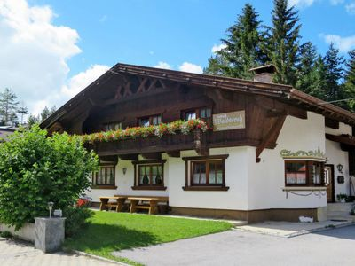 Photo for Vacation home Waldesruh (NIT150) in Umhausen - 19 persons, 7 bedrooms