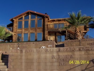 Photo for PARKER... Colorado River Rental W/Ramp and Dock