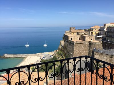 Photo for DEPENDANCE DELLE GRAZIE in charming Pizzo by the sea + PARKING + WIFI
