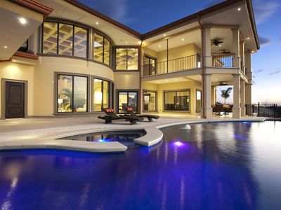 Photo for Top Ocean View With Two Pools For 14 People