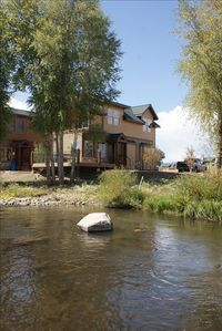 Photo for Beautiful Riverfront Cabin