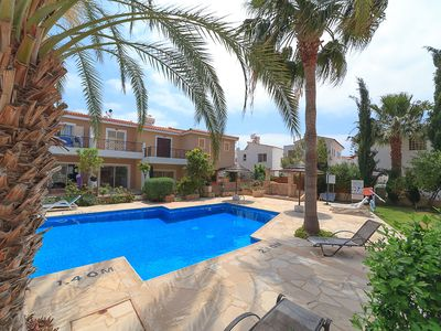 Photo for Holiday villa with swimming pool near the Paphos coast