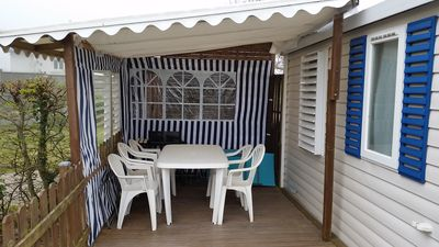 Photo for MOBIL HOME COMFORT 4 rooms LOUANNEC-PERROS-GUIREC