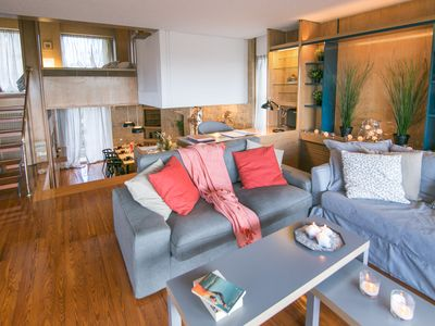 Photo for One-of-a-kind Athens Riviera Apartment
