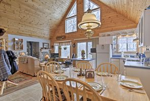 Photo for 2BR Cabin Vacation Rental in Weirgor, Wisconsin