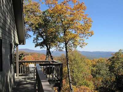 Photo for Majestic Long Range Views from High Above Blue Valley
