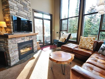Photo for 3BR Condo Vacation Rental in Sun Peaks, BC