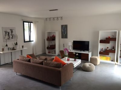 Photo for New house with pool less than 10 minutes from Paris
