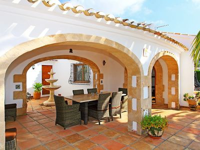 Photo for Apartment in Xàbia with Parking, Internet, Washing machine, Pool (90297)