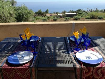 Photo for 2BR House Vacation Rental in Pantelleria, Sicilia