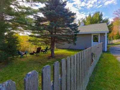 Photo for Cozy, dog-friendly cottage w/ deck, free WiFi - near attractions