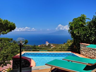 Photo for Peters House In Sorrento, the Amalfi Coast