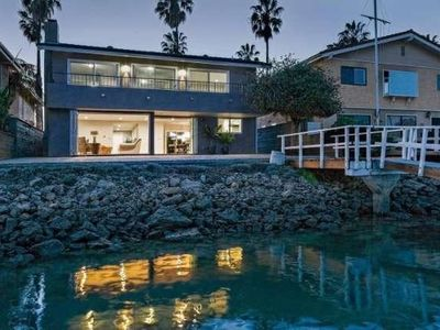 Photo for Ventura Keyes Waterfront House with 30ft Dock!-3 Night Minimum Stays Available