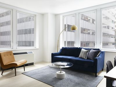 Photo for Sonder | Wall Street | Upscale 2BR + Rooftop