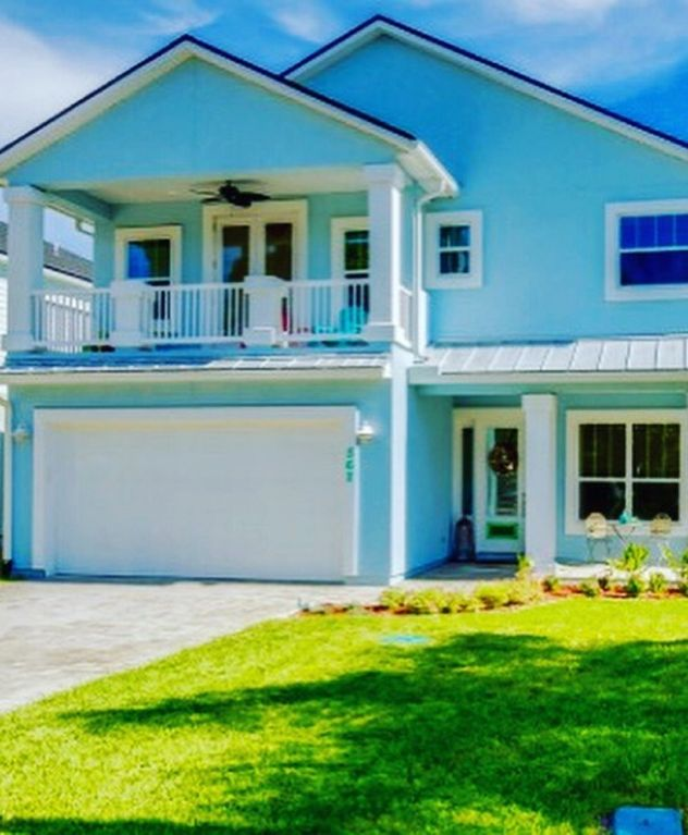 What Is A Bungalow Apartment: ☀️BABY BLUE BUNGALOW☀️