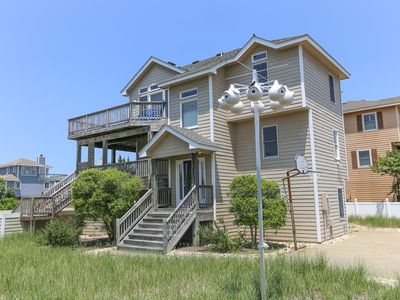 Photo for Salty Dog, 6 BR Ocean Sands Corolla, Oceanside with Provate Pool - Southern Shores Realty