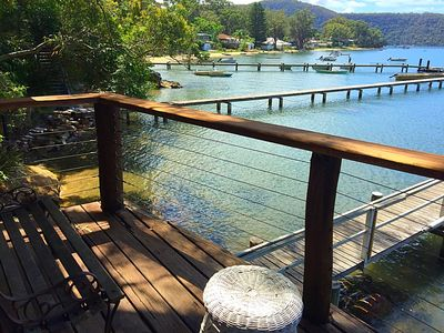 Photo for Boatshed Bliss - 1 hour from CBD