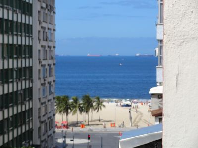 Photo for NEXT TO THE COPACABANA SEA, GORGEOUS, SAFE AND EXCELLENT LOCATION