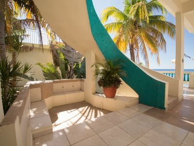 Photo for Unobstruced Ocean Views & Sunsets, Beat the Cold, Spend Winter in Paradise !!