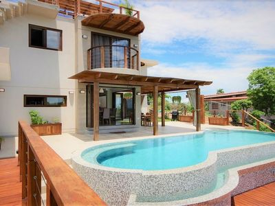 Photo for 4-Bedroom Modern Luxury Villa With Tamarindo's Best Ocean Views