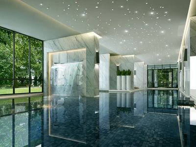 Photo for YOUR Home/ Singapore Style complex w Infinity pool