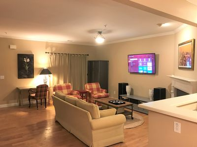 Photo for 3 BR Townhome | Suntrust Park | King Bed | Fast WIFI