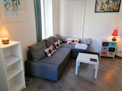 Photo for 1BR Apartment Vacation Rental in Grenoble, Isère