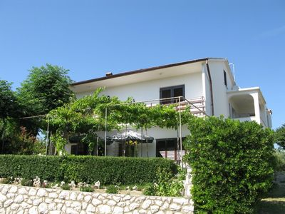 Photo for Holiday apartment With terrace 400 m from the sand beach