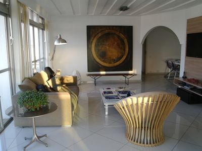 Photo for Beautifull Penthouse with Amazing View, Pool, in the Best Neighborhood Jardinsl