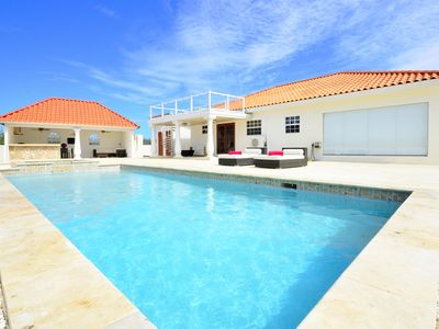 Photo for Spectacular vacation villa in new residential area