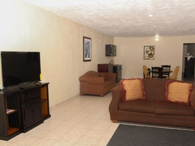 Photo for Plaza Goya suite #206 minutes from Sandy Beach