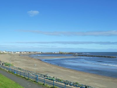 Photo for 3 bedroom accommodation in Newbiggin-by-the-Sea