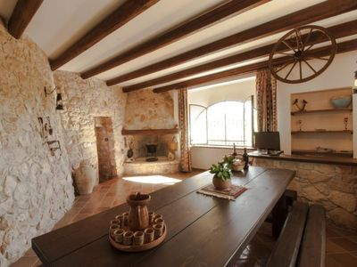 Photo for Vacation home trullo dolce vita in Racale - 7 persons, 3 bedrooms