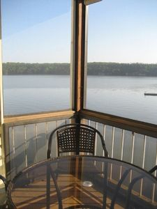 Photo for Lakefront Breakwater Bay 2br/2ba Rent 6 nights get one free!  MAIN CHANNEL!
