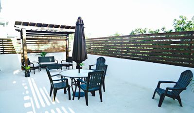Patio w/ Outdoor Seating and Dining