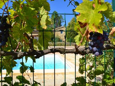 Photo for 2BR House Vacation Rental in Saint-Julien-De-Peyrolas, Occitanie