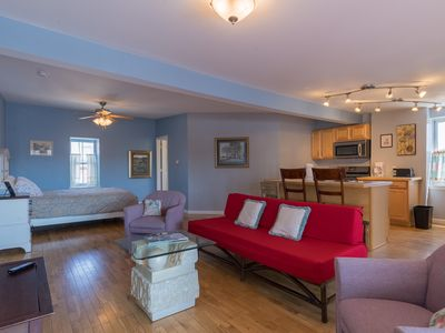 Photo for Historic Soulard Apartment on Geyer - 3rd Floor Views