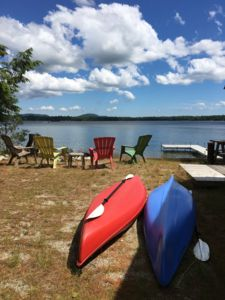 Photo for Lakefront Cottage - on the Beach -32 miles from Bar Harbor & Acadia Nationa Park