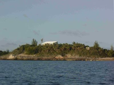 View of Mermaid Point and property from the sea